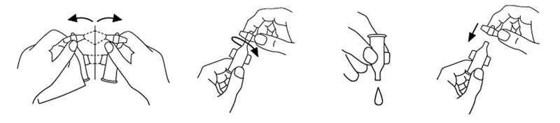 Метод использования бальзама для ногтей